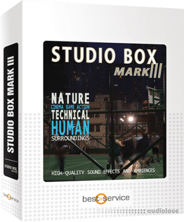 Best Service Studio Box Mark III WAV