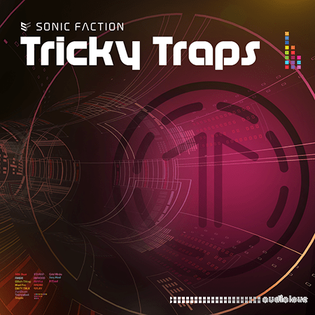Sonic Faction Tricky Traps v1.5 DAW Templates