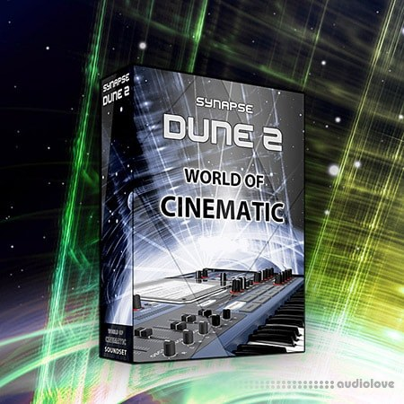 Synapse Audio World Of Cinematic Synth Presets