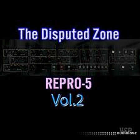 VintageSynthPads The Disputed Zone Vol.2 Synth Presets