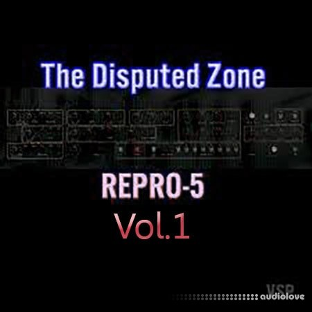VintageSynthPads The Disputed Zone Vol.1 Synth Presets