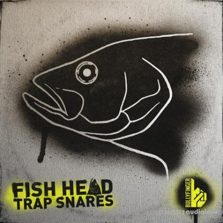 Bullyfinger Fish Head Trap Snares WAV