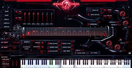 Three-Body Tech Heavier7Strings v1.2.1 WiN MacOSX