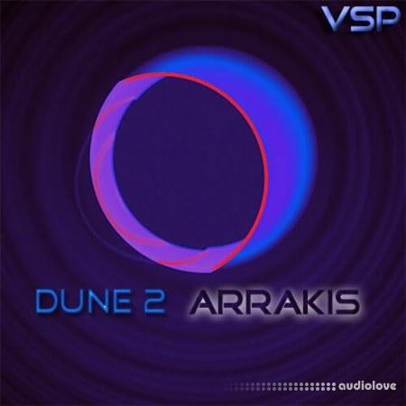 VintageSynthPads Dune 2 Arrakis Synth Presets