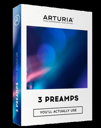 Arturia 3 Preamps v1.1.0 WiN