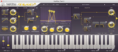 FabFilter Twin v1.21 WiN MacOSX