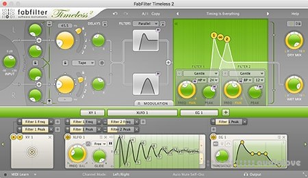 FabFilter Timeless v1.01 WiN MacOSX