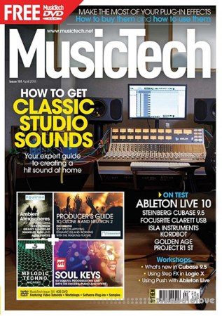 MusicTech - April 2018