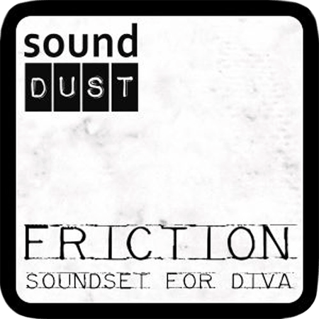 sound DUST FRICTION Synth Presets