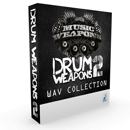 Music Weapons Drum Weapons WAV Collection WAV