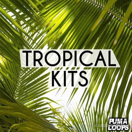 Puma Loops Tropical Kits WAV MiDi