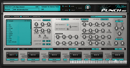 Rob Papen Punch-BD v1.0.1a WiN