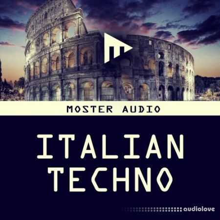 Monster Audio Italian Techno WAV