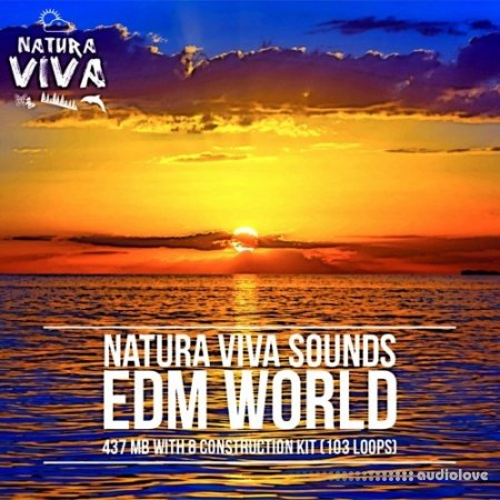 Natura Viva Sounds EDM World WAV