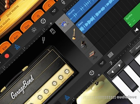 Groove3 GarageBand iOS Explained TUTORiAL
