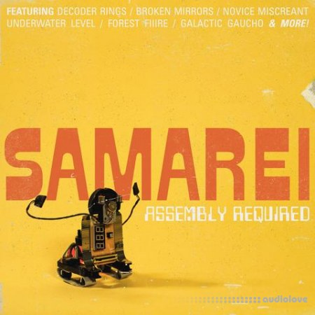The Drum Broker Samarei Assembly Required WAV