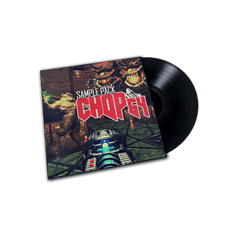 DrumKitsupply Chop 64 Sample Pack WAV