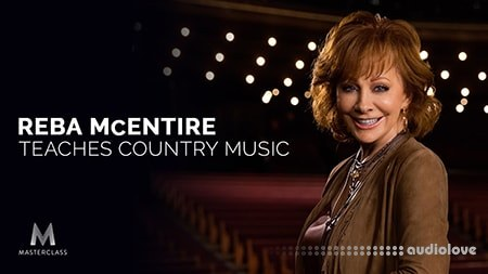 MasterClass Reba McEntire Teaches Country Music TUTORiAL