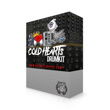 DrumKitsupply Cold Hearts Sample Pack WAV