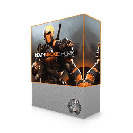 DrumKitsupply Deathstroke Drum Kit WAV