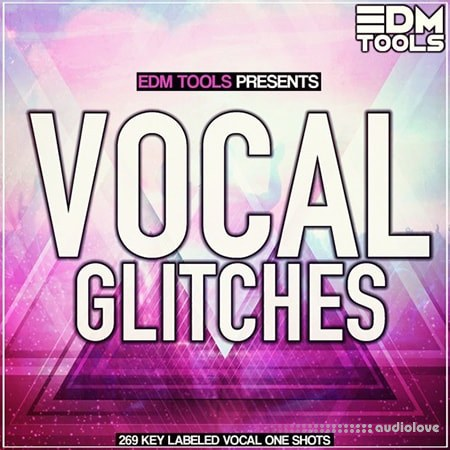 EDM Tools Vocal Glitches MULTiFORMAT