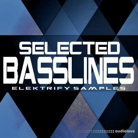 Elektrify Samples Selected Basslines WAV