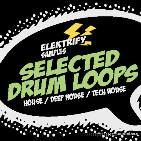 Elektrify Samples Selected Drum Loops WAV