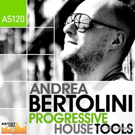 Loopmasters Andrea Bertolini Progressive House Tools MULTiFORMAT