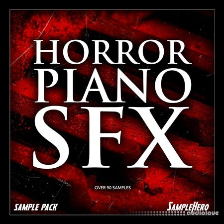 SampleHero 88 Horror Piano SFX KONTAKT