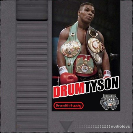 DrumKitsupply Drum Tyson Vol.1 WAV