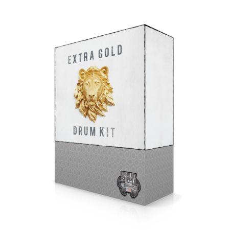 DrumKitsupply Extra Gold Drum Kit WAV