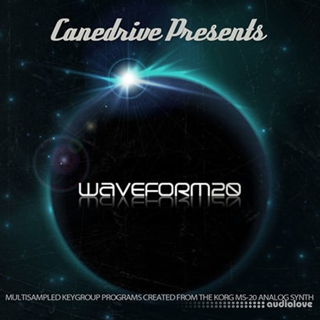 Canedrive Waveform-20 MULTiFORMAT