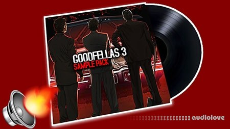DrumKitsupply Goodfellas Sample Pack Vol.3 WAV