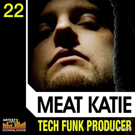 Loopmasters Meat Katie Tech Funk Producer WAV MiDi REX