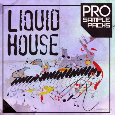 Pro Sample Packs Liquid House WAV MiDi Synth Presets
