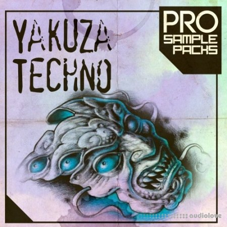 Pro Sample Packs Yakuza Techno WAV MiDi Synth Presets