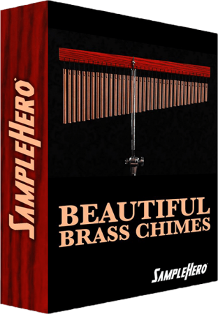 SampleHero Beautiful Brass Chimes KONTAKT