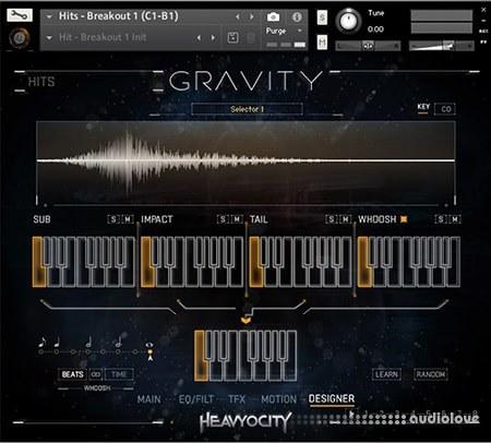 Heavyocity Gravity KONTAKT