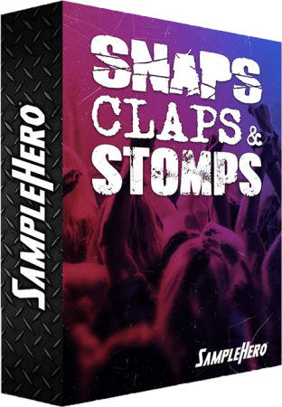 SampleHero Snaps Claps and Stomps KONTAKT