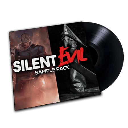 DrumKitsupply Silent Evil Sample Pack WAV