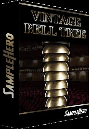 SampleHero Vintage Bell Tree KONTAKT