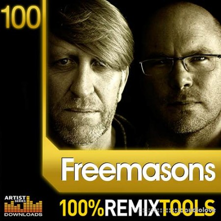 Loopmasters Freemasons 100% Remix Tools MULTiFORMAT