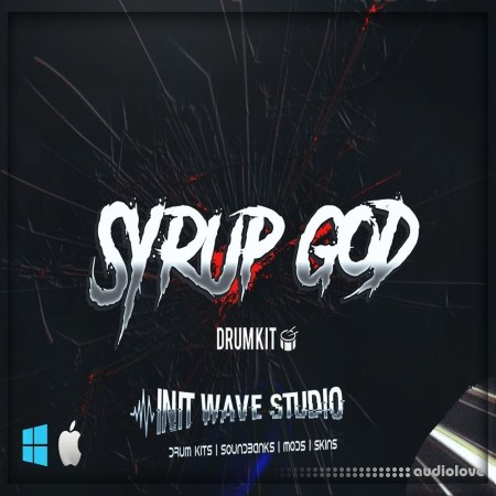 INIT WAVE STUDIO SYRUP GOD KIT WAV