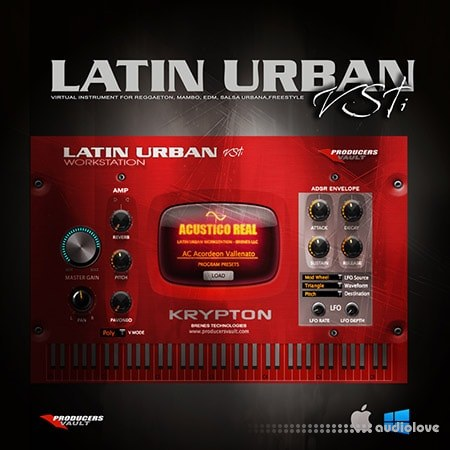 Producers Vault Latin Urban v1.5 WiN