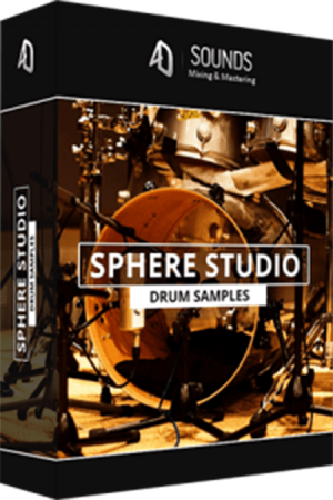 4D Sounds Sphere Studios Drum Library MULTiFORMAT