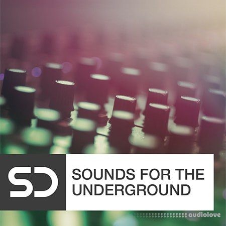 Sample Diggers Sounds For The Underground WAV