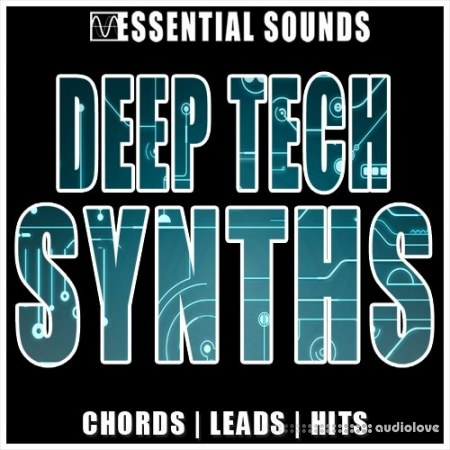 Essential Sounds Deep Tech Synths WAV