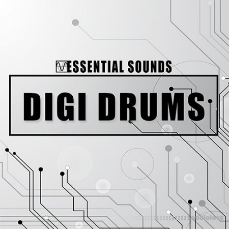 Essential Sounds Digi Drums WAV
