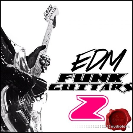 Fox Samples EDM Funk Guitars 2 WAV