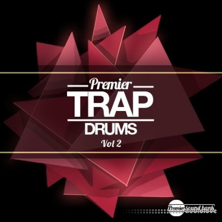 Premier Sound Bank Premier Trap Drums Vol.2 WAV